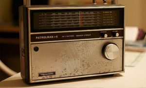 """Dad's Radio,"" (cc) Alan Levine"